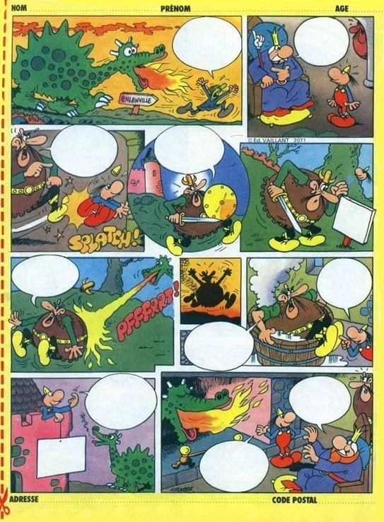 courtes bandes dessinée sans mots - Bing Images