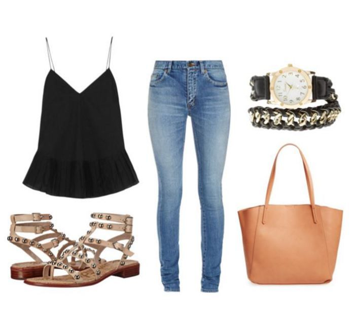 20 First Day Of School Outfit Ideas For College Girls – Passion for Fashion