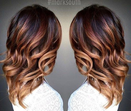 20 Awesome Fall Hair Colors for Different Lengths and Hair Types