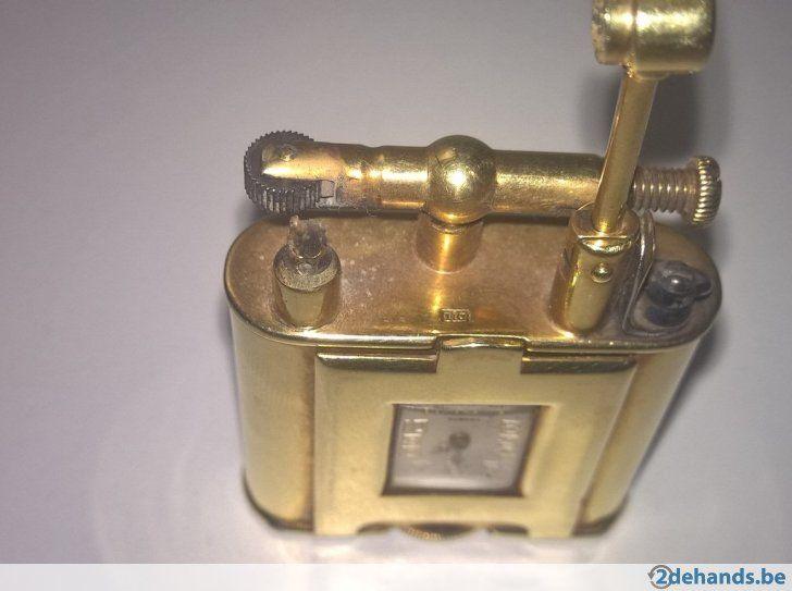 Circa 1930 in 14K gouden horloge. In uitstekende staat wordt ook gekenmerkt. Het is zeer zeldzaam, perfect punt voor de echte verzamelaars.