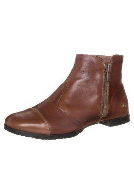 LISTAN - Støvletter - brun