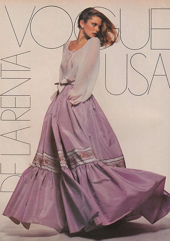 Christie Brinkley - Vogue 1977