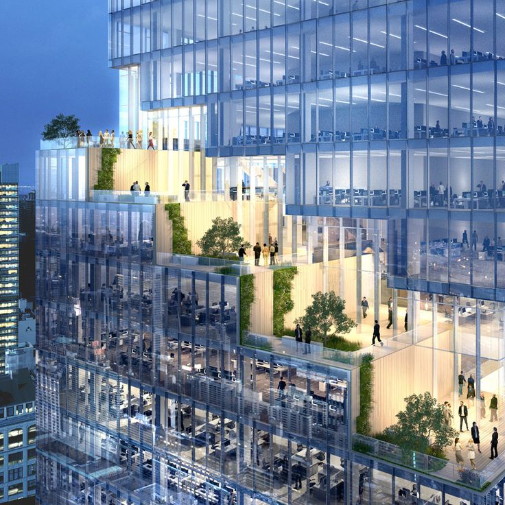 BIG hit the headlines this week after Bjarke Ingels' company unveiled its much-discussed design for a skyscraper comprising a ribbon of green terraces