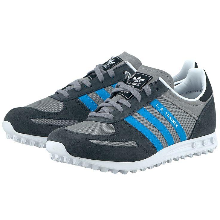adidas Originals – Adidas LA Trainer k M17123-3 – ΓΚΡΙ