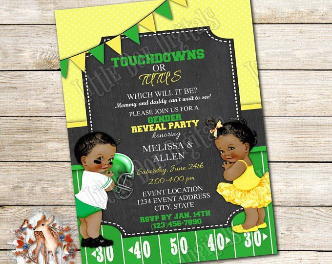 Personalized Polos Or Pearls Gender Reveal Party Invitations Etsy Gender Reveal Gender Reveal Party Invitations Gender Reveal Invitations