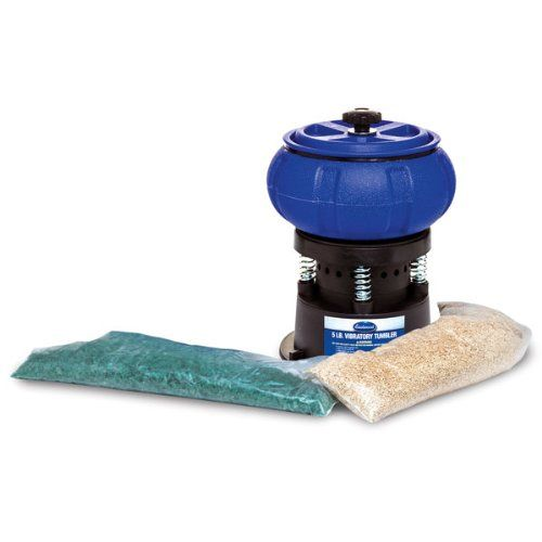 Eastwood 5LB Cleaning Polishing Vibratory Tumbler and Media Kit - http://www.productsforautomotive.com/eastwood-5lb-cleaning-polishing-vibratory-tumbler-and-media-kit/