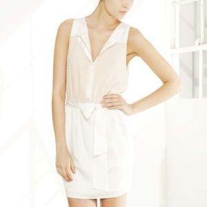 I just added this to my closet on Poshmark: Stanton 71 Basilica White-Cream Mini Dress Large. Price: $89 Size: L