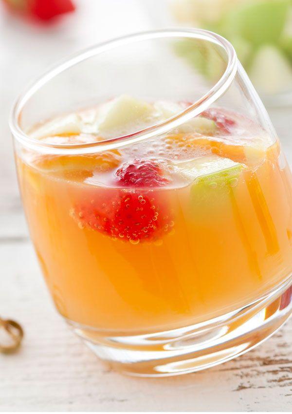 Diaporamiam : Cocktails : recettes de cocktails festifs