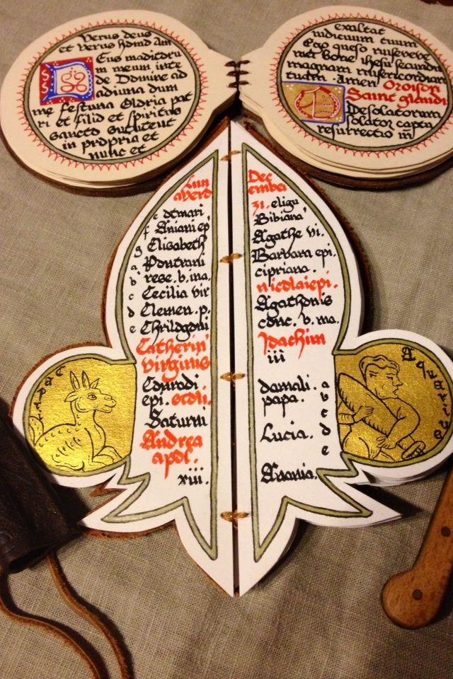 codex rotundus and fleur de lys