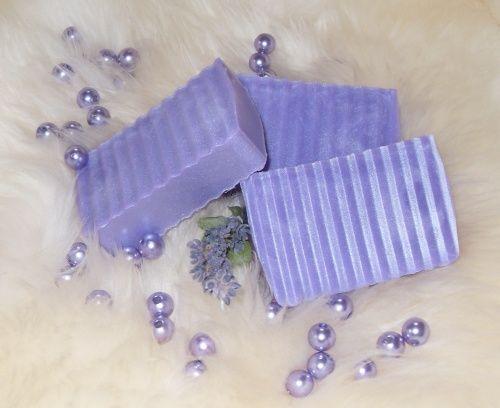 Purple Rain © Handgemaakte zeep