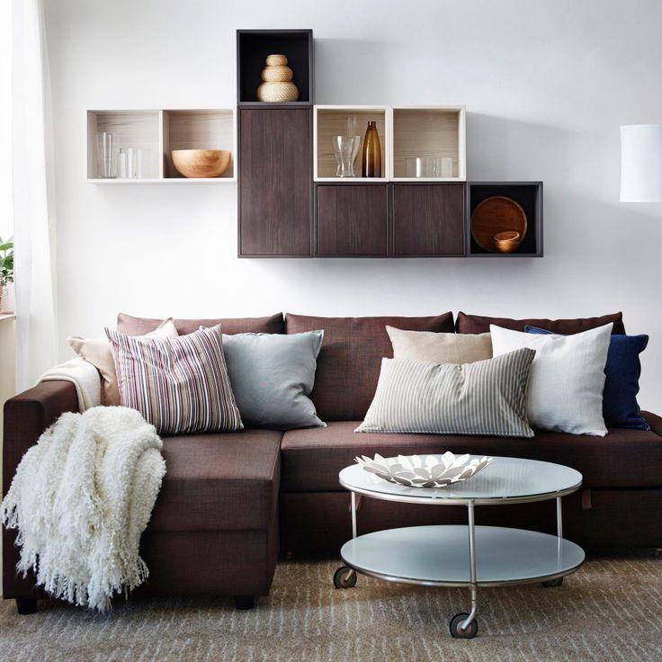 23 besten Wohnzimmer mit Erdfarben Bilder auf Pinterest - braune wandgestaltung im wohnzimmer ideen