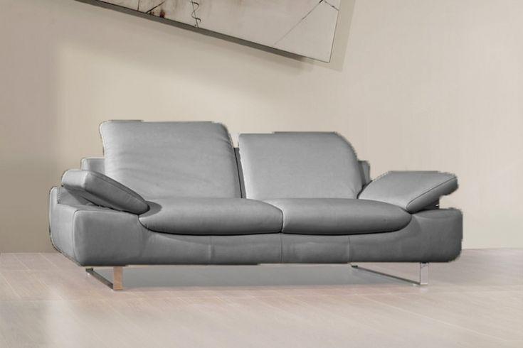 SOFIA         Canapé 3 places            Un canapé  design pas cher avec eccoudoirs relevables             Ce  canapé  existe en plusieurs coloris et plusieurs tailles,  3 places ,  2 placesp our s'adapter à votre intérieur.