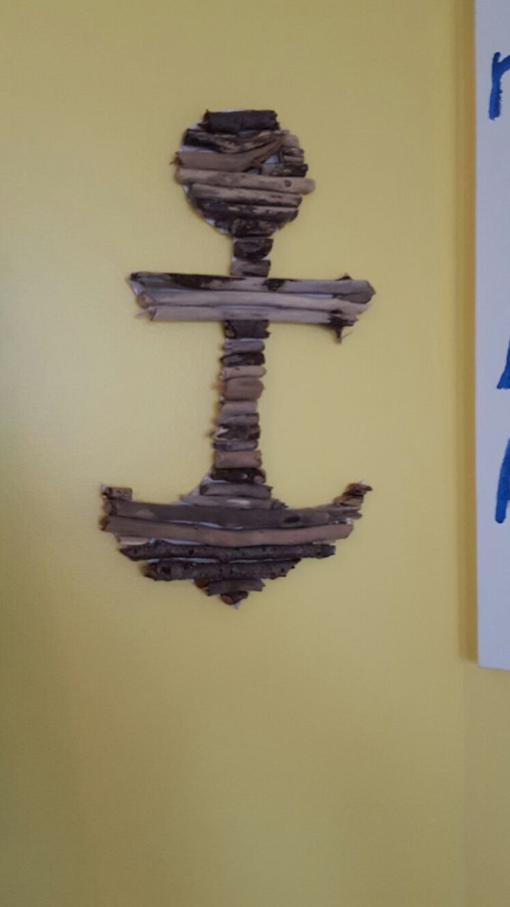 Drift wood anchor