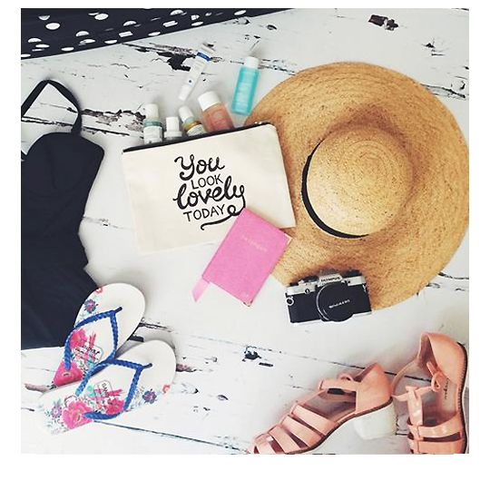 Barcelona Spain - Perfect summer suitcase, what more could you want?! - #AccessorizeMonarch