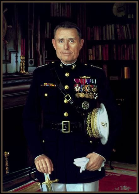 The 30th Commandant of the Marine Corps, Gen. Carl E. Mundy, died at 78, family confirmed. (July 16, 1935 – April 2, 2014) was a United States Marine Corps General who was the 30th Commandant of the United States Marine Corps and member of the Joint Chiefs of Staff from July 1, 1991 until his retirement on June 30, 1995, after 38 years of active duty service.