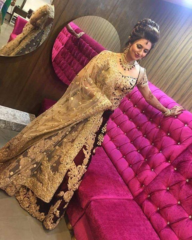 #unseen pic from Divyanka's reception #chandigarh #Divekwedding #divyankawedding