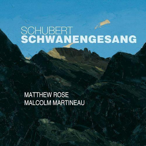 Schubert: Schwanengesang [CD]