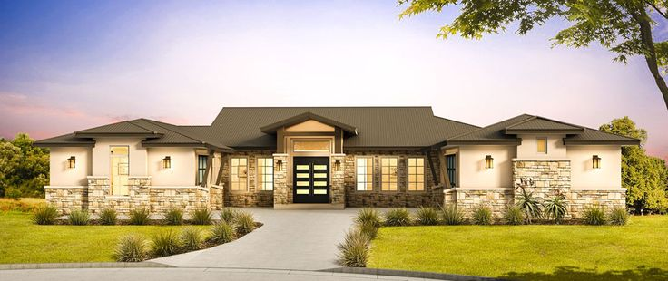 25 best ideas about country house plans on pinterest for Hill country house plans with wrap around porch