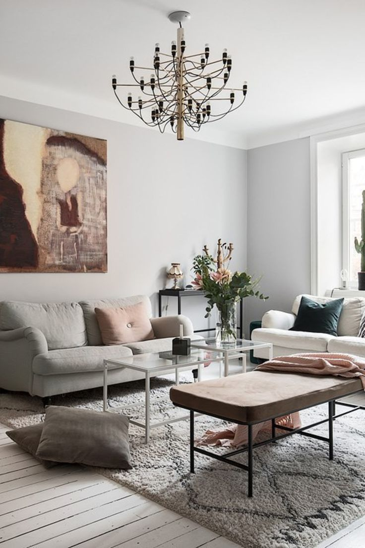51 Scandinavian Stylish Living Room Decor Ideas Living Room Scandinavian Modern Apartment Living Room Living Room Decor #scandi #living #room #decor