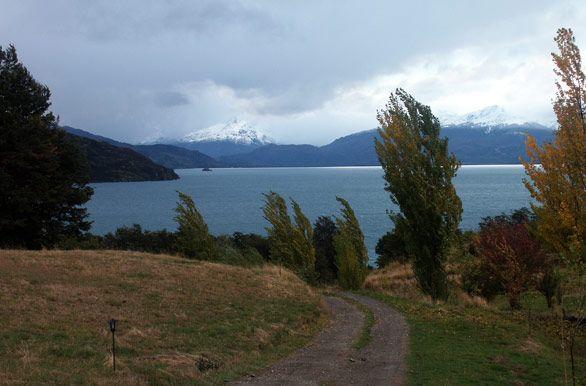 Fotos de Chile Chico / Lago G. Carrera - Fotos, paisajes, postales