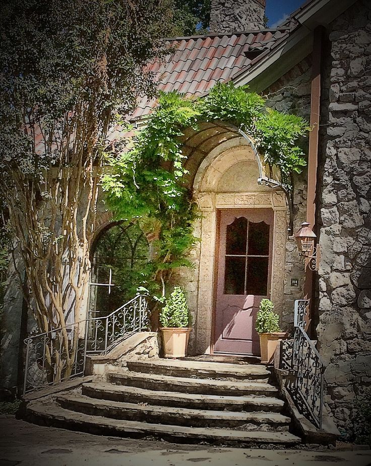 95 Best French Front Porch Ideas Images On Pinterest