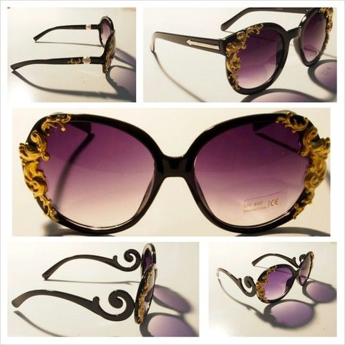 Ornate Sunglasses