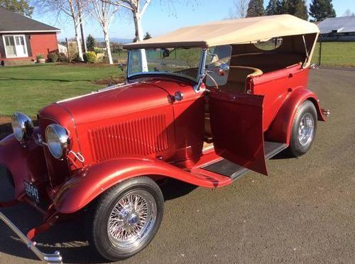1932 Ford Phaeton Custom Street Rod for sale by owner on Calling All Cars https://www.cacars.com/Car/Ford_/Phaeton/Custom_Street_Rod/1932_Ford__Phaeton_for_sale_1012315.html