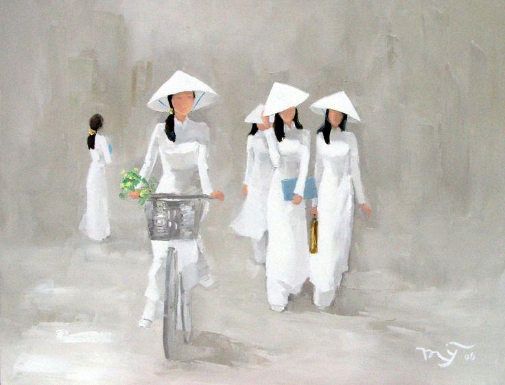 Art; Hà Huỳnh -nhung-co-gai ia