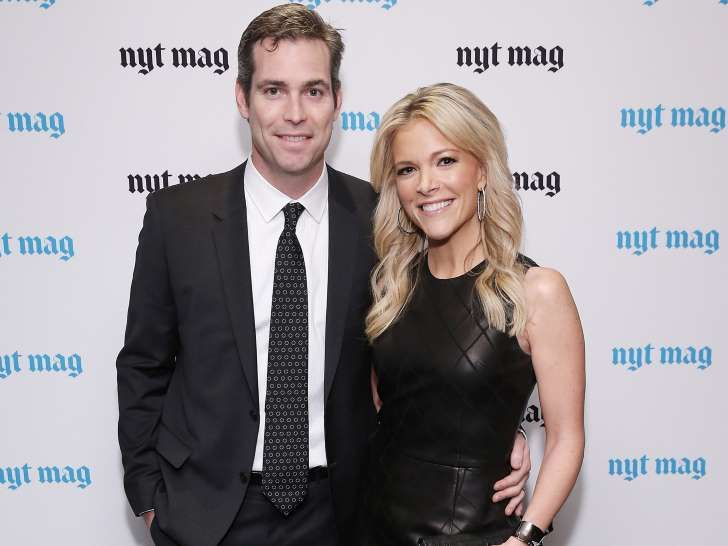 NEW YORK, NY - FEBRUARY 18: Douglas Brunt and journalist Megyn Kelly attend The New York Times Magazine Relaunch Event on February 18, 2015 in New York City. (Photo by Neilson Barnard/Getty Images)