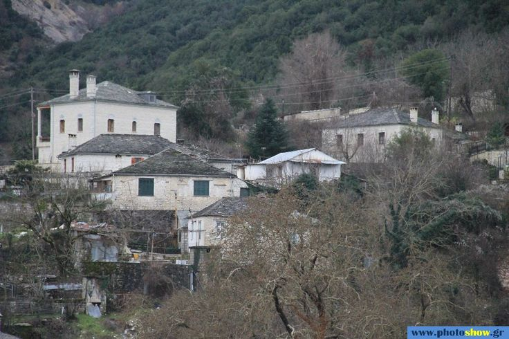 Zagori village Aristi
