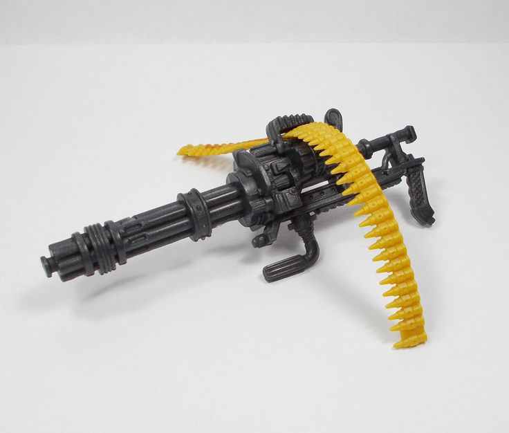 Police vs Bad Guyz - Action Toy Figure Weapon Accessory - Chap Mei G.I. Joe (6)