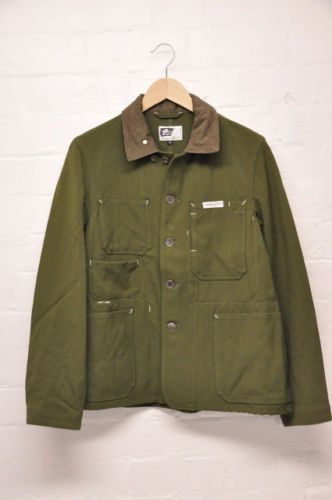 ENGINEERED GARMENTS COLEMAN JACKET