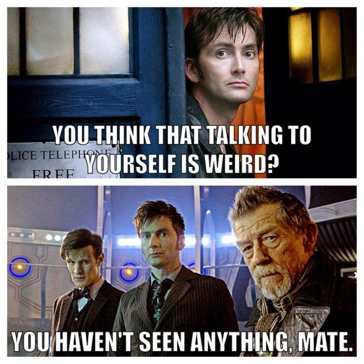 Doctor Who Meme #10