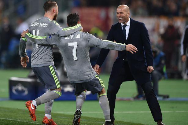 Real Madrid vs Roma live score updates plus goals from Wolfsburg...: Real Madrid vs Roma live score updates plus goals… #ChampionsLeague