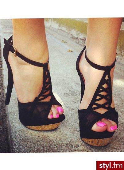 #shoes #Heels #black love these