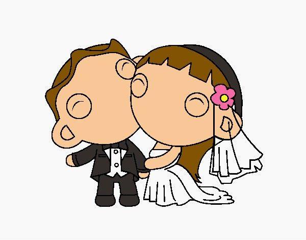Postales recién casados | Todo enamorados
