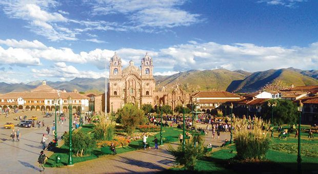 Perusing Peru with MEDLIFE