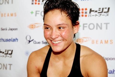 lorena Klijn (gym HAARLEM, holland) | kick boxing muai thai shoot boxing