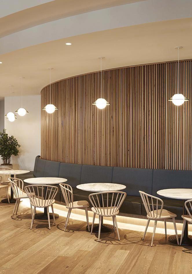 Made By The Hill Sydney Australia Restaurant Interior