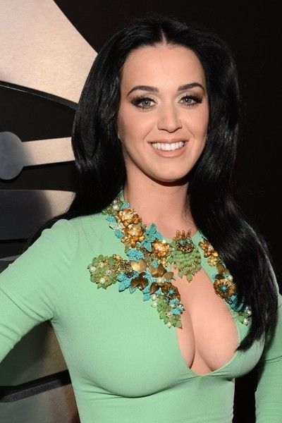 Katy Perry at the 55th Grammy Awards  Music 2000s