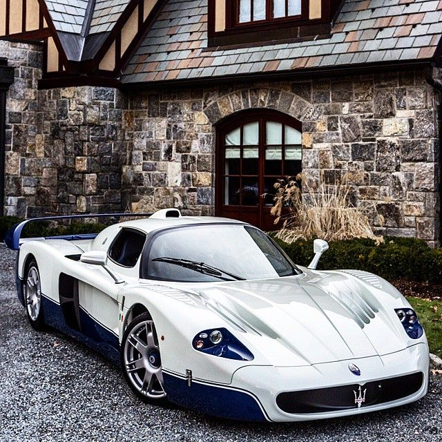 Stunning Maserati MC12  Freshly Uploaded To www.MadWhips.com  Photo by @exotic_car_lover