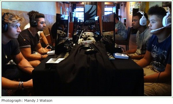 Video And Photo Highlights: Call Of Duty: Modern Warfare Remastered At Trenchtown In January #saesports #callofduty #cod