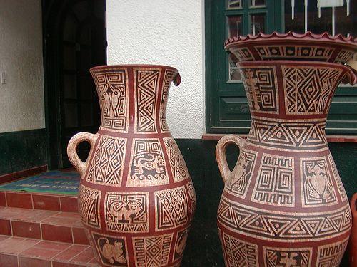 esculturas ceramica raquira - Google Search