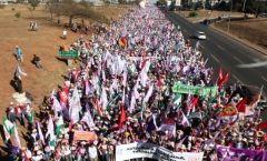 Campanha de arrecadação para a Marcha das Margaridas