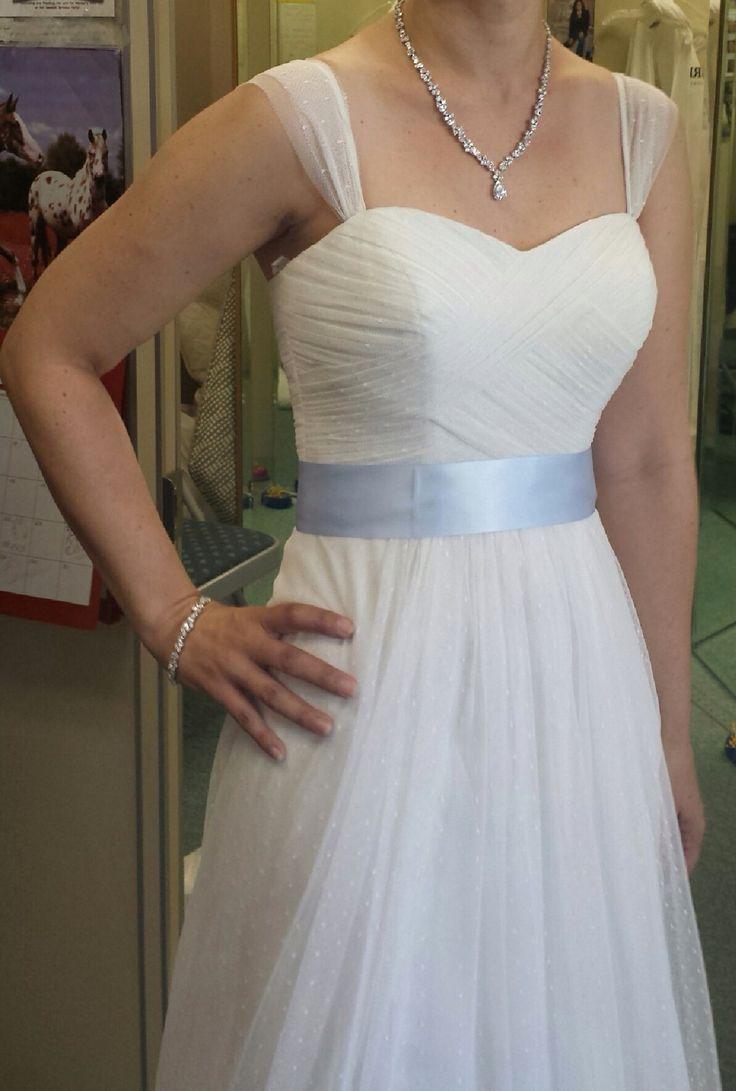 Adding straps to strapless dress help weddingbee prom for Adding straps to wedding dress