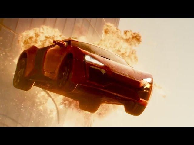 Lykan Hypersport, FAST and FURIOUS 7 TV SPOT