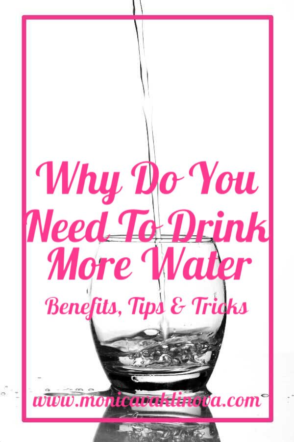 Drinking water is your way to a healthy life! Find the top benefits of drinking water and tips on how to implement this healthy habit in your daily life! Drinking water has never been easier than now!