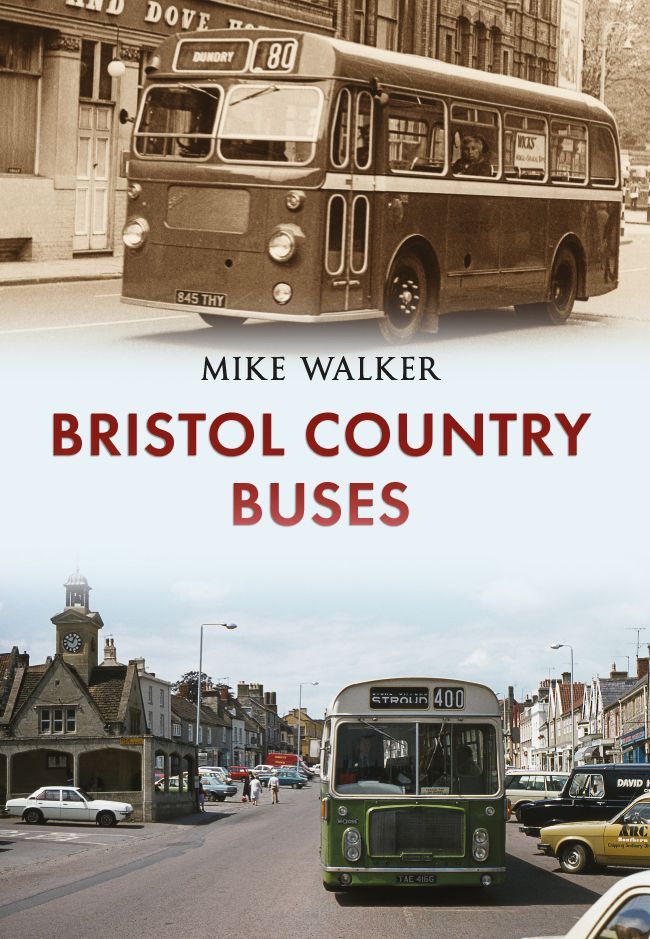 In this profusely illustrated book, Mike Walker, author of Bristol City Buses, tells the story of the Bristol country services.