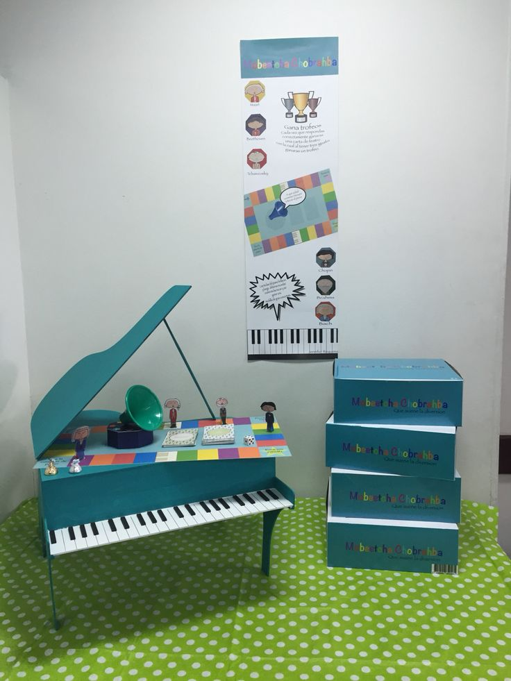 Music is always with you!!✨ juego de mesa para niños +7 de música clásica