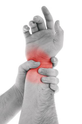 how to fix pain in the lunate